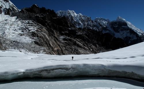chola ice field