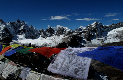 player flags on gokyo
